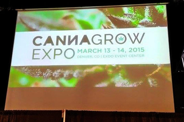 CannaGrow Expo, Denver CO March 2015 Gallery