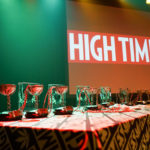 The 27th High Times Cannabis Cup Award Ceremony in Amsterdam